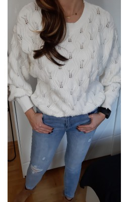 SWETER PEARLE WHITE